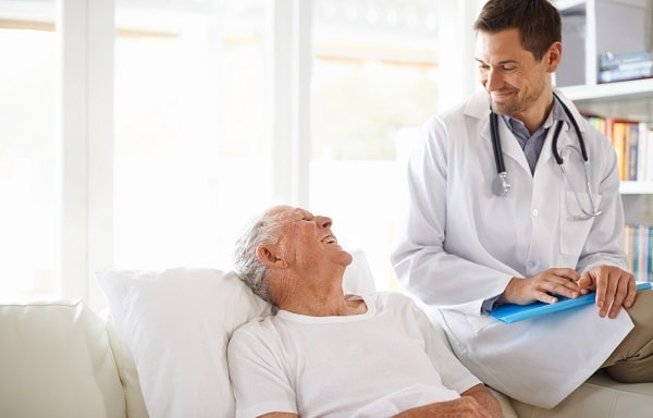 زمان مراجعه به دکتر برای زخم بستر