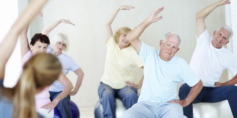 تاثیر ورزش در کنترل دیابت در سالمندان
