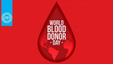 روز جهانی اهداکنندگان خون