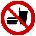 ممنوعیت خوردن و آشامیدن در آزمایشگاه