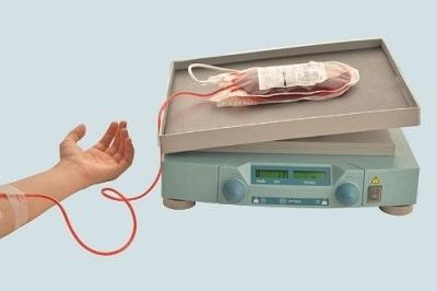 شیکر پل ایده آل تجهیز در خونگیری
