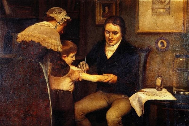 مروری بر تاریخ ساخت واکسن
