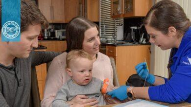 نکاتی برای کمک به کودکان حین انجام آزمایشات پزشکی